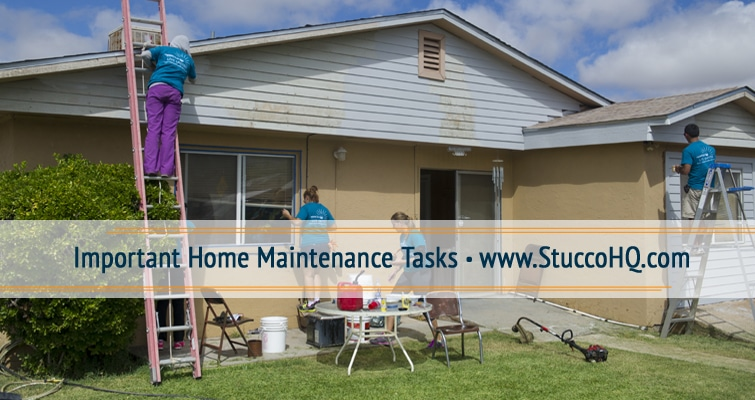 Home Care Maintenance