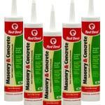 Stucco Crack Repair Products