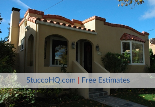 Coquina Stucco Repair Services Announcement