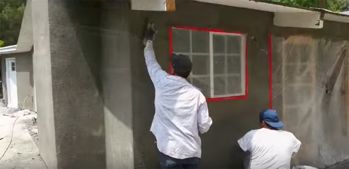professional stucco installation benefits