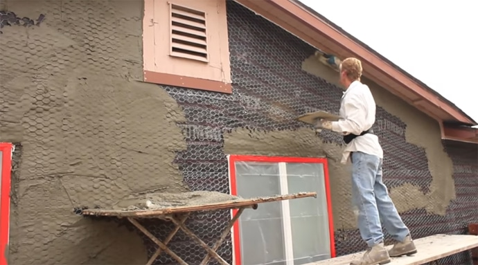 stucco installation contractors